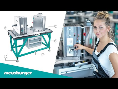 Meusburger product in focus – H 4062 air-cushioned assembly table