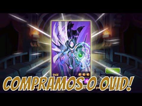 COMPRAMOS O OVID E FIZEMOS AS PRIMEIRAS IMPRESSÕES! || MAGIC RUSH #472