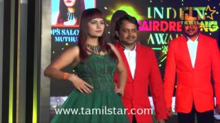 Indian Hairdressing Awards 2016  - 2017