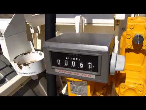 Aviation Refuelling Trailer