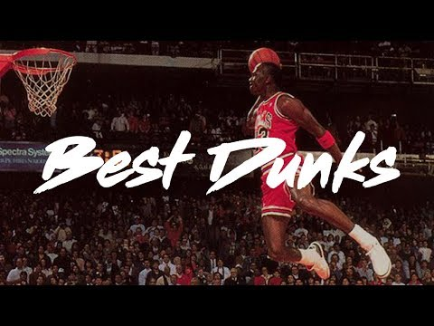 The Best Dunks of All Time ||