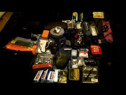 .Bug out bag,BOSS, for Cyprus,Viper Recon 25,1of3 vids. NOV,2O13