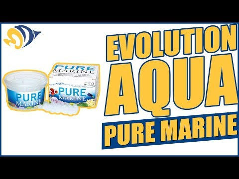 Evolution Aqua PURE Marine Product Demo