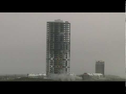 WORLDS TALLEST Concrete Implosion  -  Very Impressive