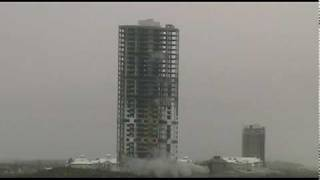 WORLDS TALLEST Concrete Implosion  -  Very Impressive