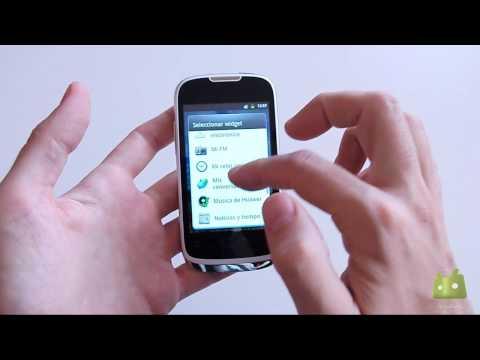 Review Huawei U8650 en español | 4ndroid.com