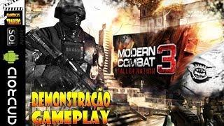 Modern Combat 3 Fallen Nation - Gameplay Demonstração (HD)