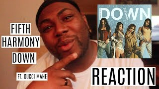 Fifth Harmony - Down (Live on Good Morning America) | REACTION