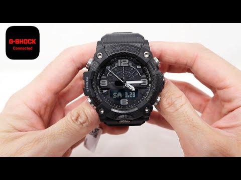 Unboxing 2020 G-Shock GG-B100-1B Mudmaster Black Out