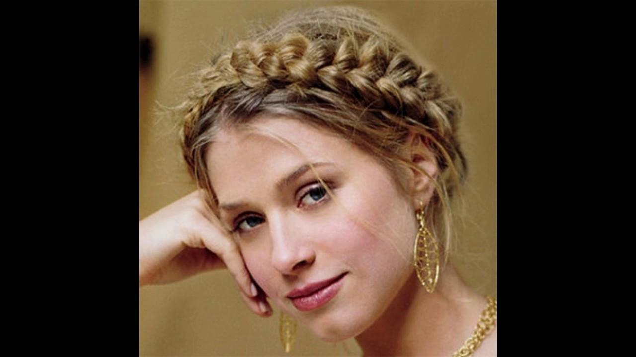 Especial peinados griegos Colección de tendencias de color de pelo - Peinados griegos para mujer - YouTube