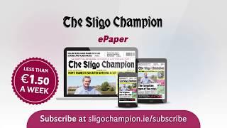 Subscribe to The Sligo Champion ePaper