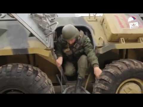 Соединение войск РХБЗ, Саратовская область