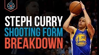 How To: Stephen Curry Shooting Form thumbnail