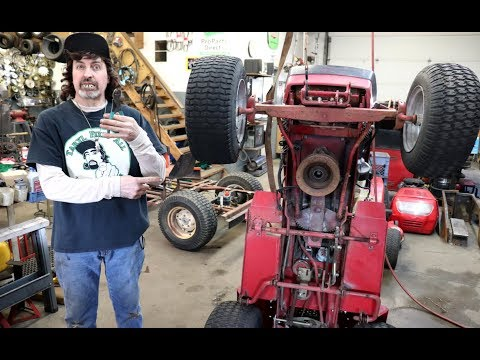 How To Replace The Drive Belt On A Toro Wheel Horse Riding Mower