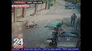 24 Oras: 67-anyos na lalaki, sugatan matapos ilang beses kagatin ng asong gala sa Bulakan, Bulacan