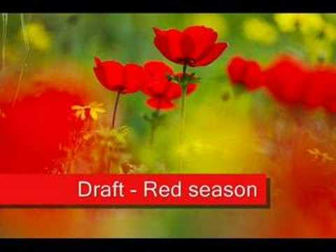 Draft - Red season