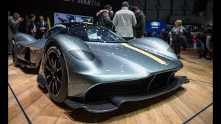 Best Cars Ever 2018 Aston Martin Valkyrie in Depth Review