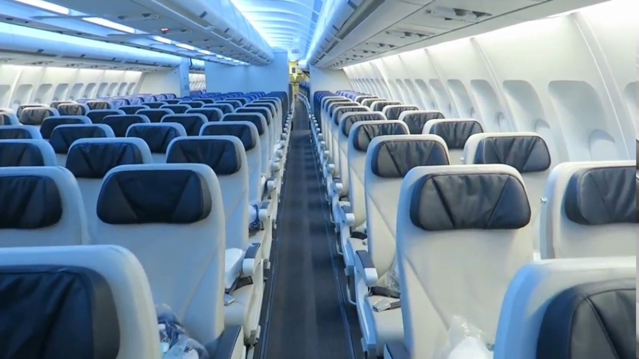 Por dentro do Airbus a330 da Azul - YouTube
