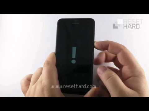How To Hard Reset Nokia Lumia 630