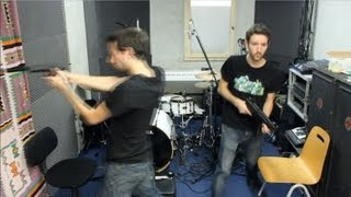 28 days later / 28 weeks later main theme  - John Murphy [band cover] mp3