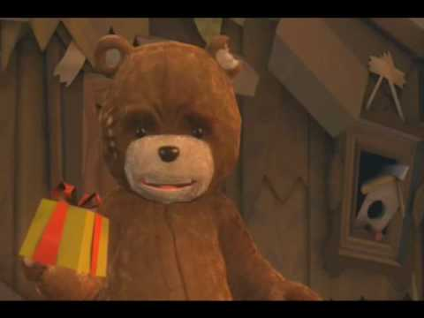 Naughty Bear - Long Trailer - YouTube
