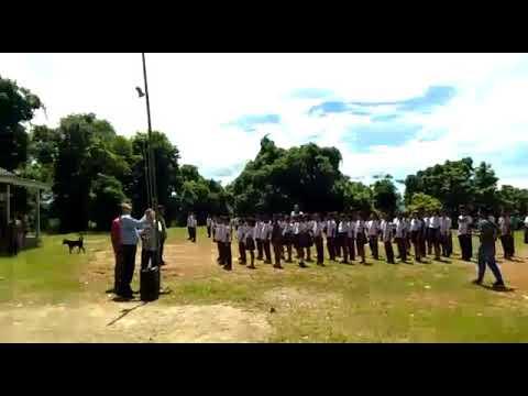 72nd Independence Day Celebration At Patpuihmun, Vangai Range