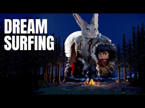 DreamSurfing | Rabbit And Boy, Unique Games, Greatest Of The Latest | Dreams PS4