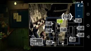 Прохождение игры фаф Наф Фредди 3