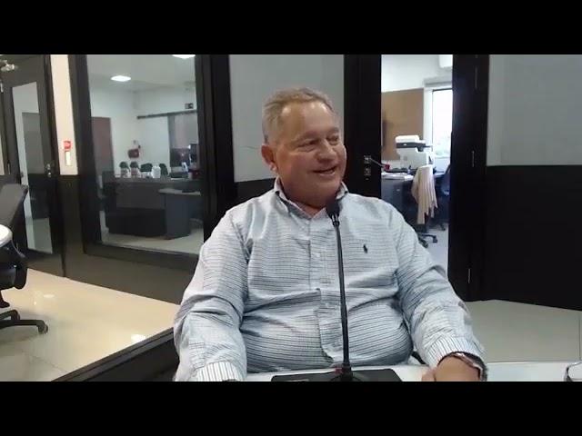 CBN Agro - Éder Campos conversa com agrônomo sobre adubação de pastagem