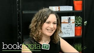 Lauren Sams on Booktopia TV