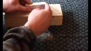 Schnitzmesser (selfmade) Teil2