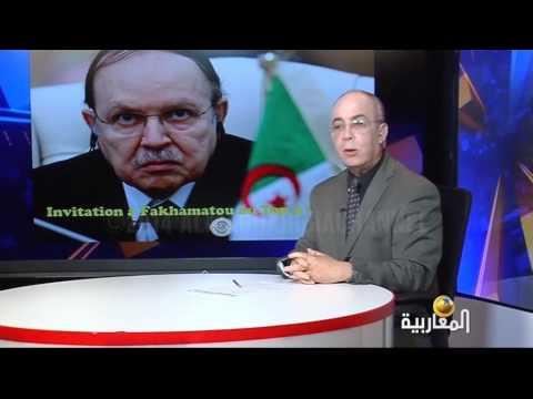Invitation à Bouteflika au TOP 3