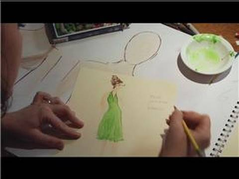 Fashion Design How To Start Off In Fashion Design Youtube