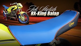 Modifikasi RX-King Road Race Joknya Stylish