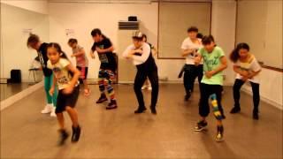DANCE SPACE Q 【nacchan】HIP HOP class