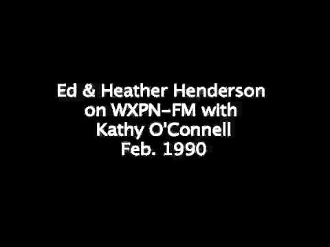 Ed & Heather Henderson on WXPN-FM's Kids Corner with Kathy O'Connell