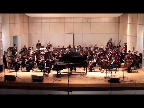 """NYS's Concert Orchestra Performing Bizet's """"Habanera"""" From Carmen Suite No. 2"""