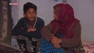 Suriye'deki iç savaş nedeniyle evlerini terk eden sığınmacılar