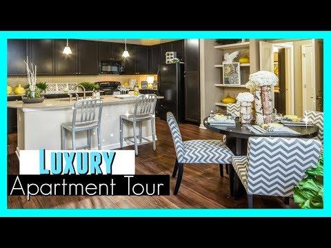 LUXURY APARTMENT TOUR!