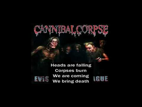 Cannibal Corpse Evisceration Plague FULL ALBUM WITH LYRICS