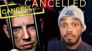 My FIRST time listening to him! Tom Macdonald Cancelled reaction