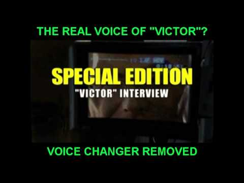 "The Alien Interview Video  - The Real Voice Of ""Victor""? (Original Upload)"