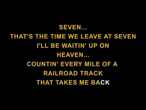 Karaoke Sentimental Journey - Renee Olstead