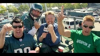 Tailgate Fan: Philadelphia Eagles