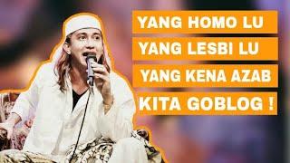 "Jeremi Teti Kena "" SEMPROT "" Habib Bahar bin Smith Tentang LGBT"