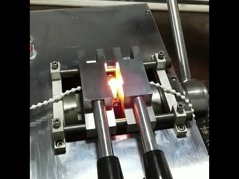 Roller Blind Plastic Ball Chain Cutting And Welding Machine