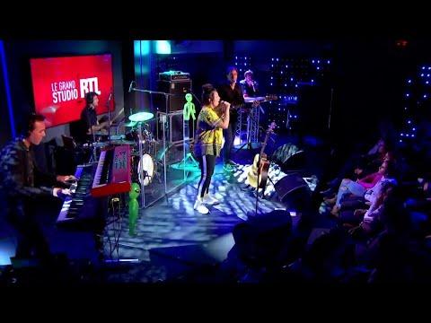 Hoshi - Femme à La Mer (Live) - Le Grand Studio RTL