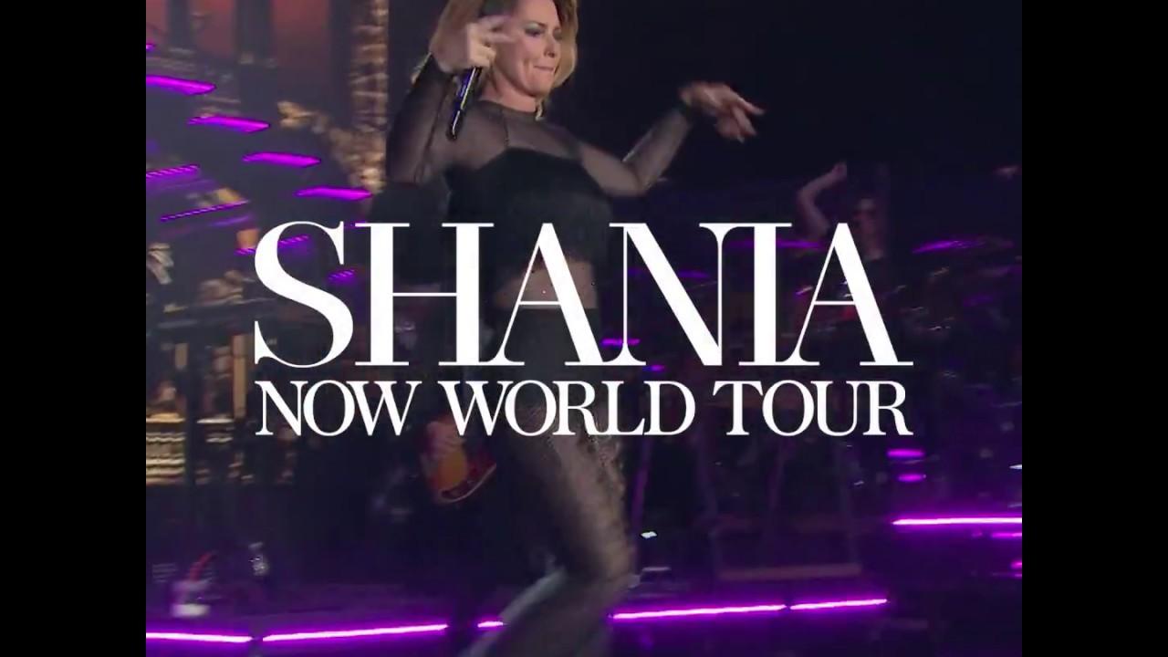 World Tour Announcement