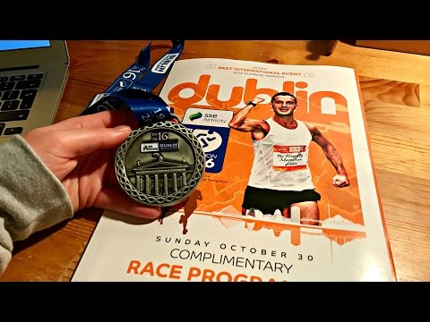 Whisper 74 - The Dublin Marathon! [Vintage ASMR]