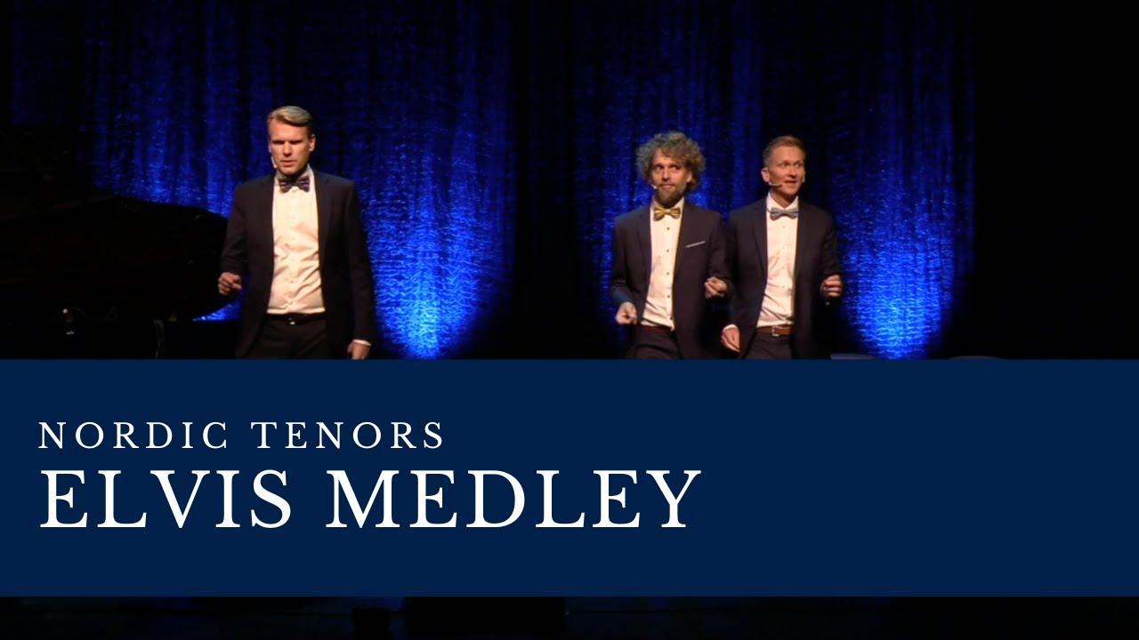 Nordic Tenors // Elvis Medley